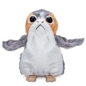 Star Wars Gifts 2017 - Plush Porg (from Star Wars Episode VIII: The Last Jedi)