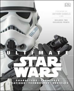 Star Wars Gifts - Books - Ultimate Star Wars