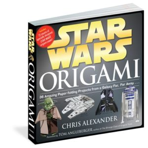 Star Wars Gifts - Star Wars Origami