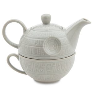 Star Wars Gifts for Adults - Death Star Ceramic Teapot Set