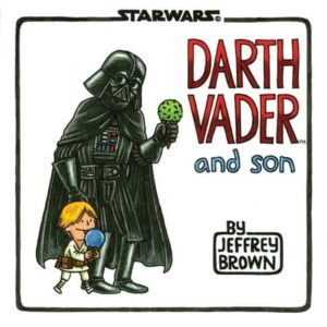 Star Wars Gifts for Dad - Darth Vader and Son