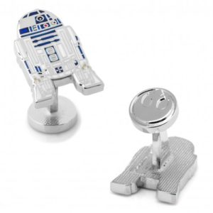 Star Wars Gifts for Him - R2-D2 Cufflinks