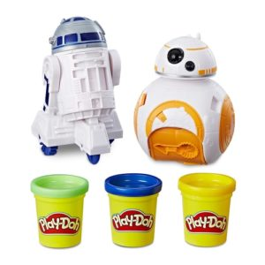 Star Wars Gifts for Kids - BB-8 and R2-D2 Play-Doh Set