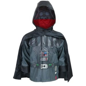 Star Wars Gifts for Kids - Darth Vader Kids' Rain Coat