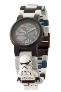 Star Wars Gifts for Kids - LEGO Stormtrooper Minifigure Kids Watch