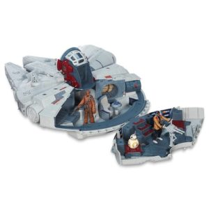 Star Wars Gifts for Kids - Millennium Falcon Battle Action Play Set