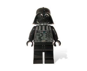 Star Wars Gifts for Kids - Darth Vader LEGO Figure Alarm Clock