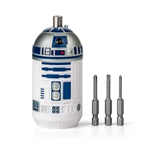 Star Wars Gifts for Men - R2-D2 Screwdriver Set