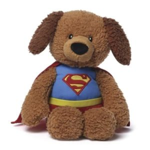 Superman Gifts - Superman Griffin the Plush Dog