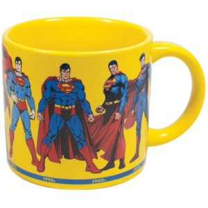 Superman Gifts - Superman Through the Years Coffee Mug