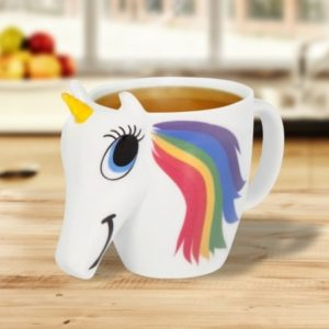 Unicorn Gifts - Color-Changing Unicorn Mug