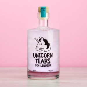 Unicorn Gifts - Unicorn Tears Gin Liqueur