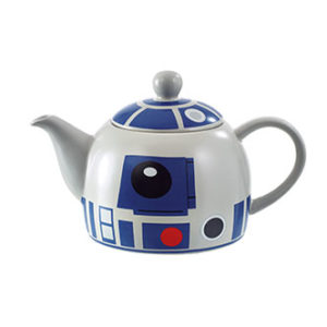 Unique Star Wars Gifts - R2-D2 Teapot