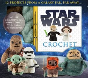 Unique Star Wars Gifts - DIY Star Wars Gifts - Star Wars Crochet Kit
