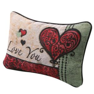Unique Valentine's Day Gift Ideas for Her - I Love You I Love You More Pillow