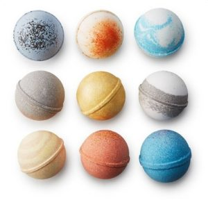 Unique Valentine's Day Gift Ideas for Her - Solar System Bath Bombs Set