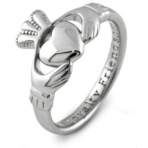 Unique Valentine's Day Gifts for Her - Claddagh Ring