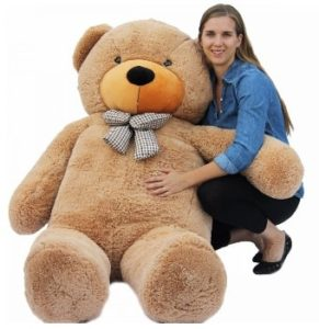 Unique Valentine's Day Gifts for Her - Giant Teddy Bear