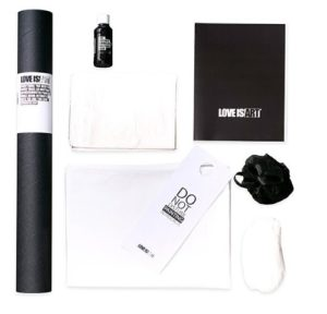 Unique Valentine's Day Gifts for Her - Love Is Art Kit