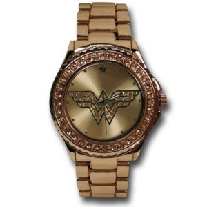 Unique Valentine's Day Gifts for Her - Wonder Woman Watch