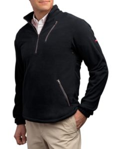 Unique Valentine's Day Gifts for Him - SCOTTeVEST Microfleece Travel Pullover