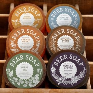 Unique Valentine's Day Gifts for Men - Beer Soap