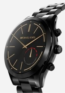 Unique Valentine's Day Gifts for Men - Michael Kors Access Hybrid Smartwatch