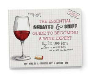 Wine Gifts - The Essential Scratch and Sniff Guide to Becoming a Wine Expert