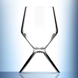 Wine Lover Gifts - Vino Tini Wine Martini Glass