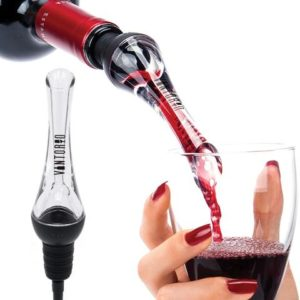 Wine Lover Gifts - Wine Aerator Pourer