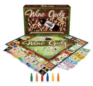Wine Lover Gifts - Wine-Opoly Board Game