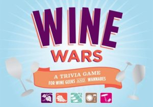 Wine Lover Gifts - Wine Wars Trivia Game