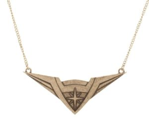 Wonder Woman Gift Ideas - Wonder Woman Themyscira Star Tiara Necklace