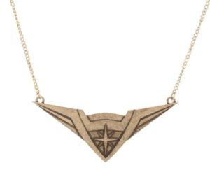 Wonder Woman Gift Ideas - Wonder Woman Themyscira Star Tiara Necklace