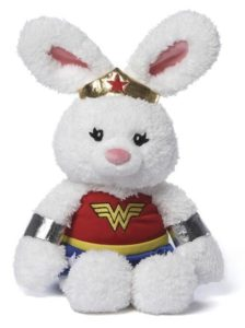 Wonder Woman Gifts - Wonder Woman Anya the Rabbit