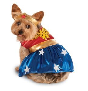 Wonder Woman Gifts - Wonder Woman Dog Costume