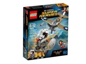 Wonder Woman Gifts - Wonder Woman Warrior Battle Lego Set
