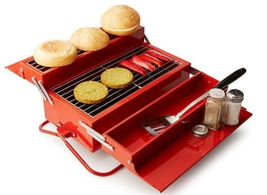 Xmas Gifts for Men - BBQ Toolbox