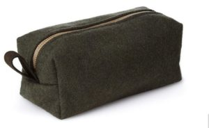 Xmas Gifts for Men - Military Blanket Toiletry Bag