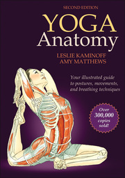 Yoga Gifts - Yoga Anatomy