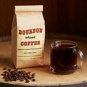 Coffee Gifts -Bourbon-Infused Coffee