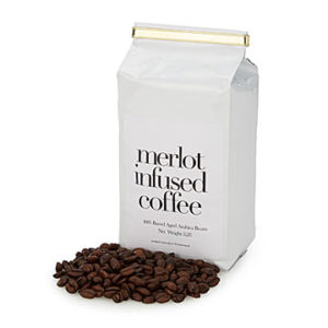 coffee gifts - merlot-infused coffee