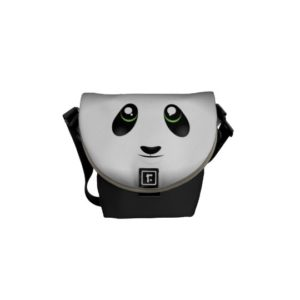 Panda Gifts - Panda Messenger Bag